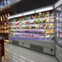 E8 NEW YORK Commercial  Refrigerator Hot Sale