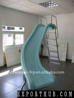 Customize FRP High Strength Large Plastic Water Slide